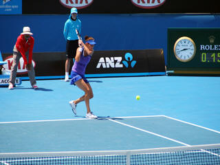 Australian Open tennis tournament