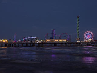 Galveston skyline park